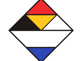 Hazmat - Tribute to Piet Mondrian