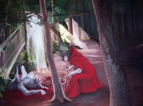 Little Red Riding Hood - Unfinished